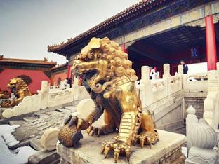 下雪天 北京市内最值得一去的地方