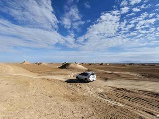 金秋时节,环天山之旅 去领略新疆之美