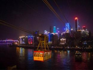 重庆游玩 山城印象,山亦是城