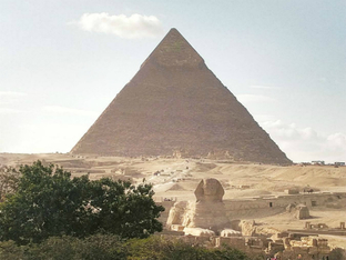 很落后也很神秘 到埃及过寒假