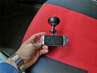 朗逸改造行车记录仪取电 让其重获新生