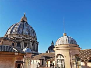 从罗马到佛罗伦萨的沿途见闻