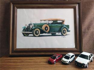 1930凯迪拉克V-16 世界首台16缸量产车