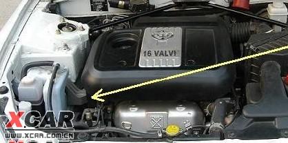 中华论坛 XCAR 爱卡汽车俱乐部 -标题 换了固定发动机的机脚胶,解