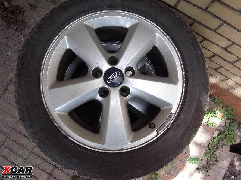 16.跑了3万多了   换下福克斯16寸原装轮毂,轮胎有人有兴趣高清图片