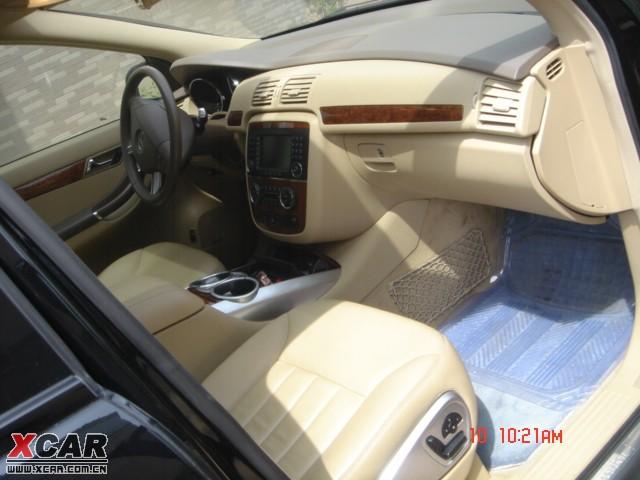 奔驰吉普 北京奔驰价格 奔驰商务车r350报价图片