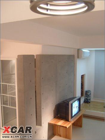 80平三室两厅 小资女人个性时尚之家 创意家居 家居生活论坛 装修设计高清图片