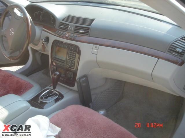 出售 奔驰加长S500豪华轿车