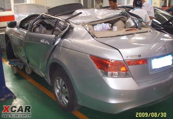 翻车事故 北京汽车论坛 XCAR 爱卡汽车俱乐部 -标题 翻车事故