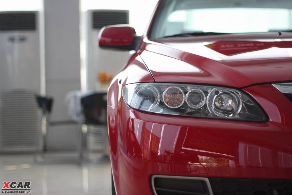 10.9更新第一箱油耗 改中网与加尾翼 马自达6论坛 XCAR 爱卡汽车俱高清图片
