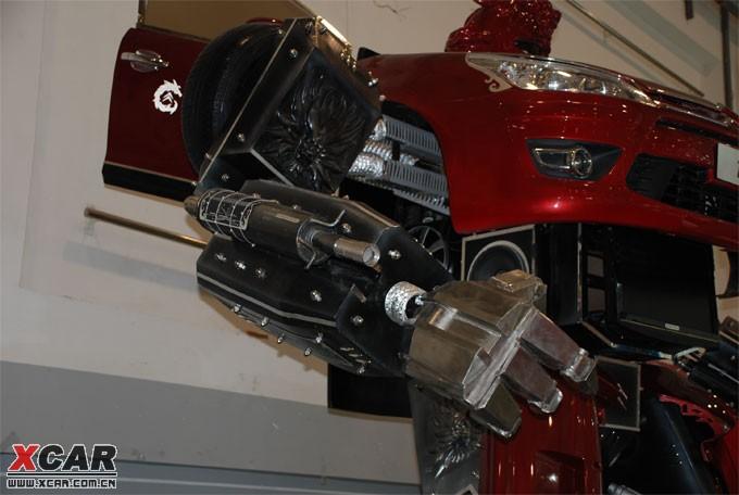 世嘉 擎天柱 实拍组图 金刚论坛 英伦论坛 XCAR 爱卡汽车俱乐部高清图片