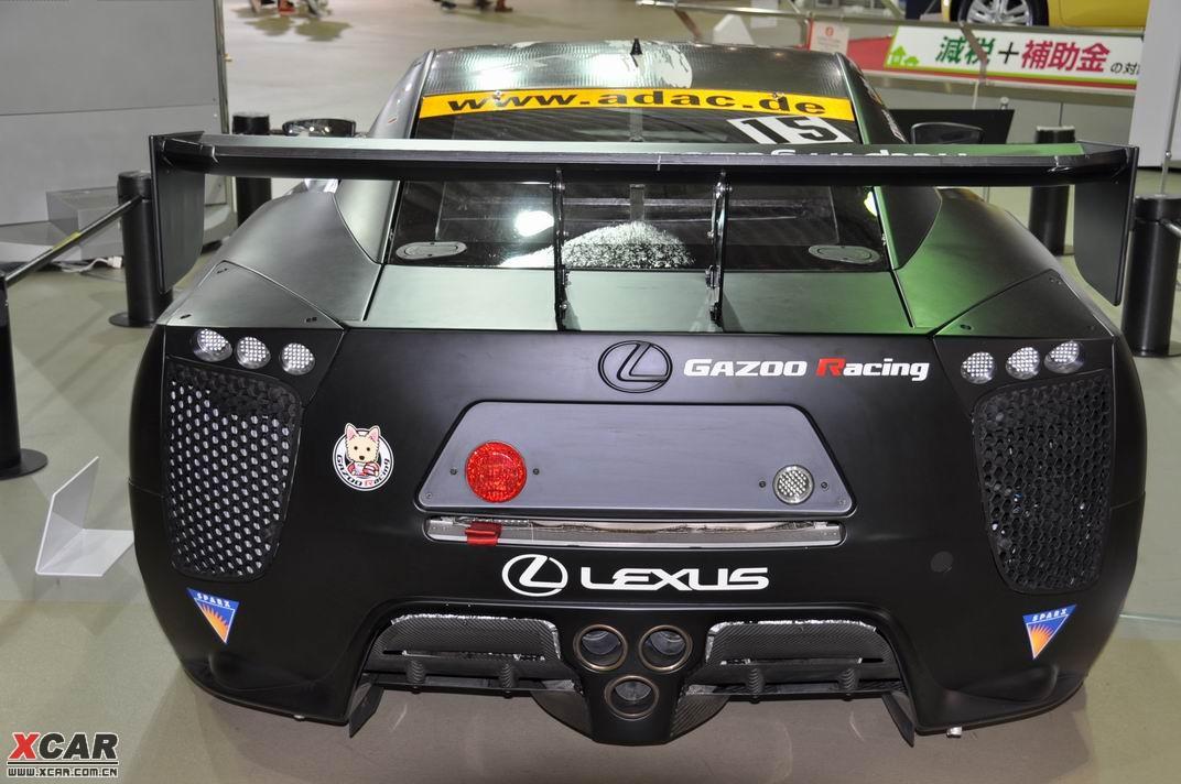 凌志耐力赛 混合新动力 雷克萨斯论坛 xcar 爱卡汽车俱乐部高清图片