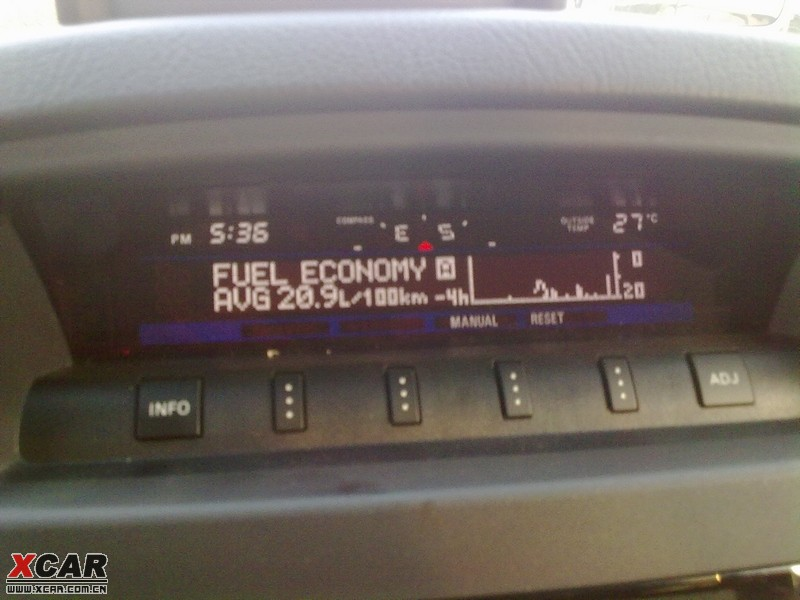 v93的790公里油耗 帕杰罗论坛 xcar 爱卡汽车俱乐部高清图片