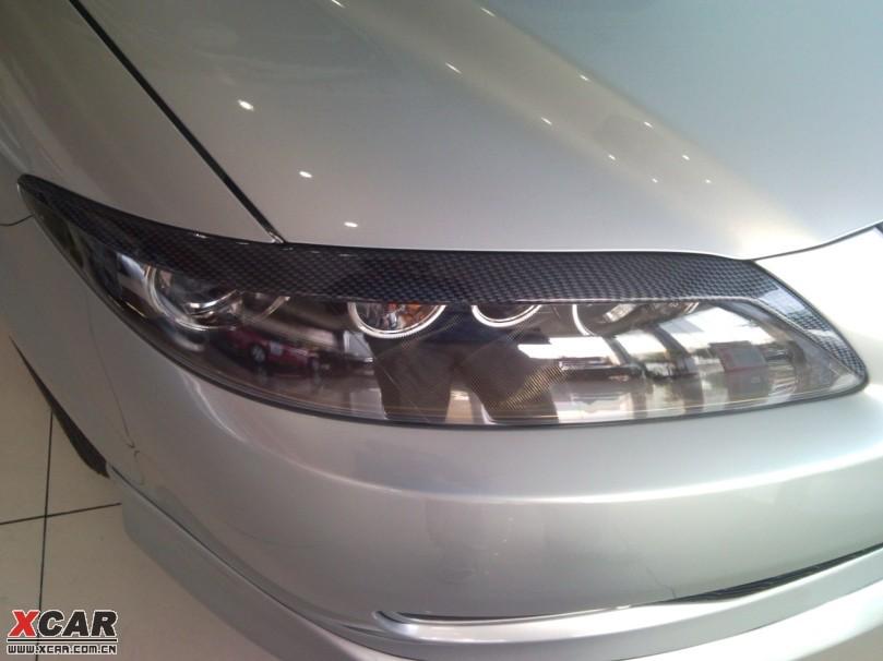 马6改轿跑中网和尾翼, 马自达6论坛 XCAR 爱卡汽车俱乐部高清图片
