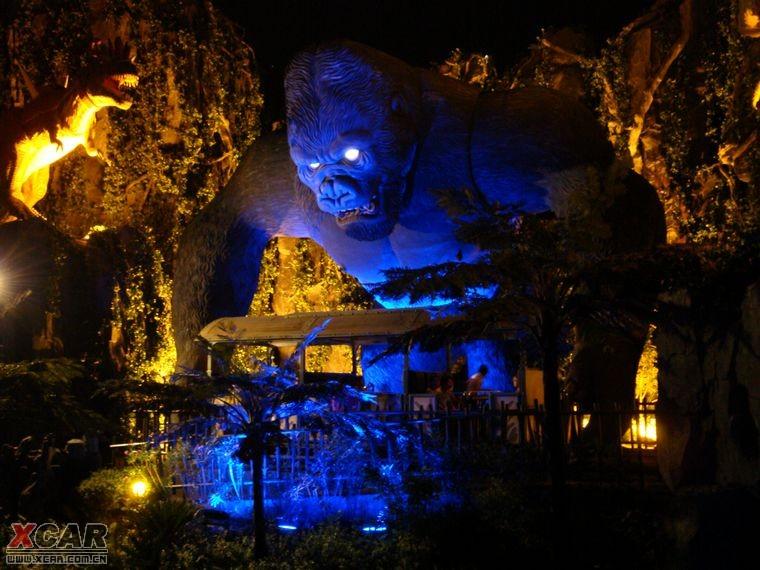 479 标题 中国常州中华恐龙园夜公园 补作业了啊