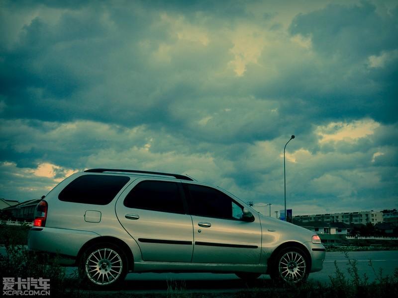 老菲亚特换了个行驶证,开仓放粮 菲亚特论坛 xcar 爱卡汽车高清图片
