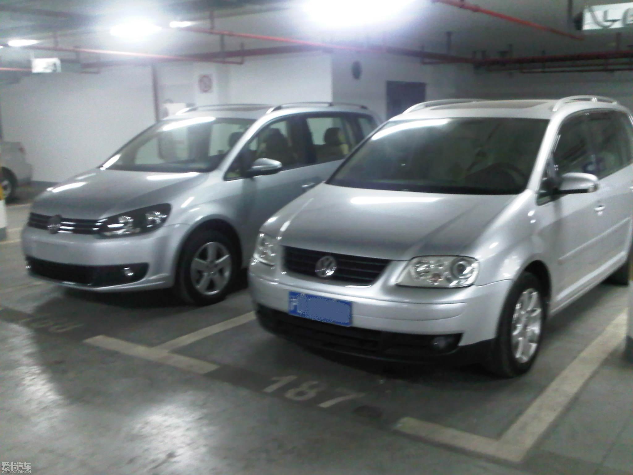 老安遇上新途安 途安论坛 xcar 爱卡汽车俱乐部高清图片