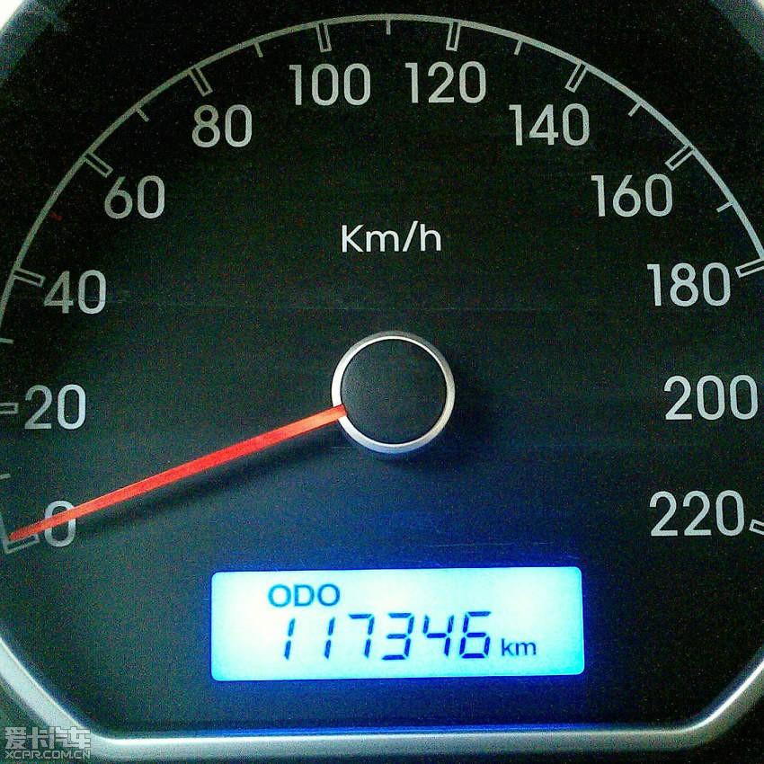 有哪位的行驶里程达这么多的 悦动论坛 XCAR 爱卡汽车俱乐部高清图片