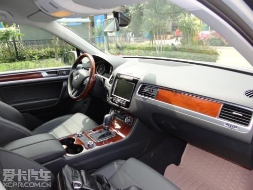 我的2011新途锐秋叶银TDI舒适版领回家啦 途锐论坛 XCAR 爱卡汽车高清图片