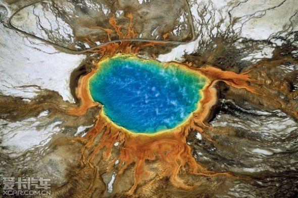 揭秘黄石公园:地球最大火山群(图)