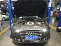 【花胡椒养车】奥迪车试用德国力魔清洗剂进行发动机内部清理