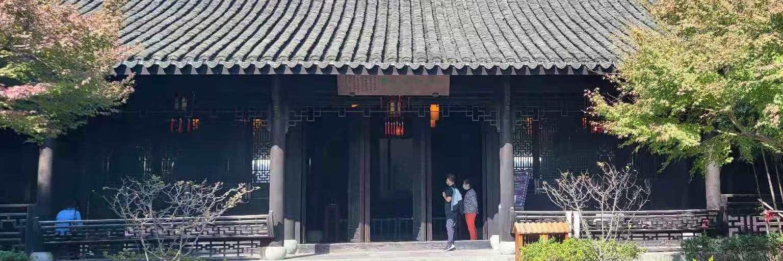 游浙江博物馆,感受吴越文化