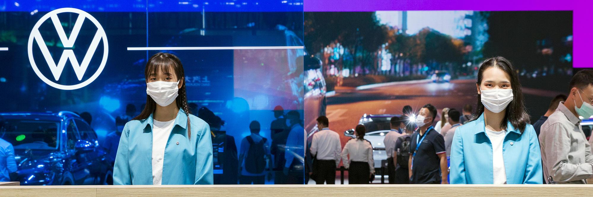 2020广州车展   为什么上汽大众展台你一定要来?