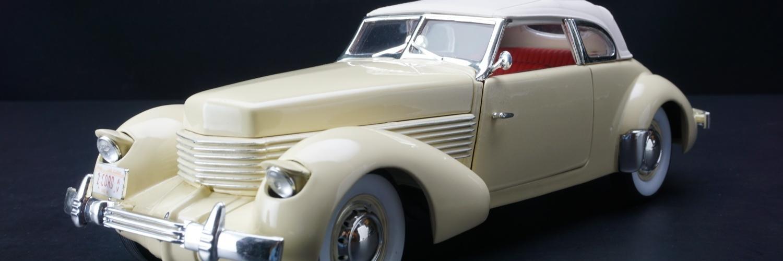1936美国科特810型跑车