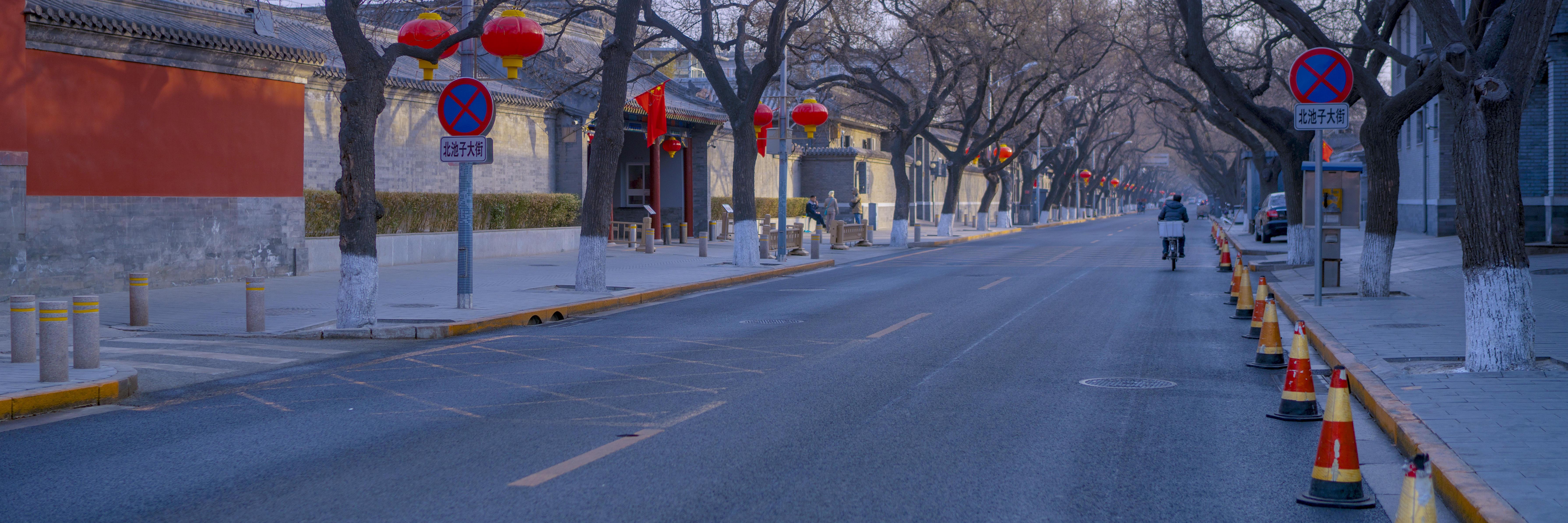"""漫~慢游京城胡同 春节终于回到了阔别已久的""""家乡"""""""