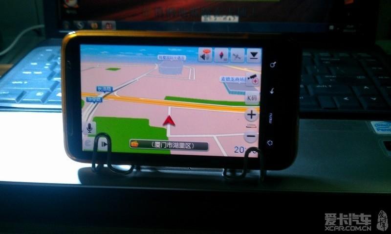 自制 手机用导航仪支架 小构思 小制作 大效果 欢迎围观 高尔夫论坛 高清图片