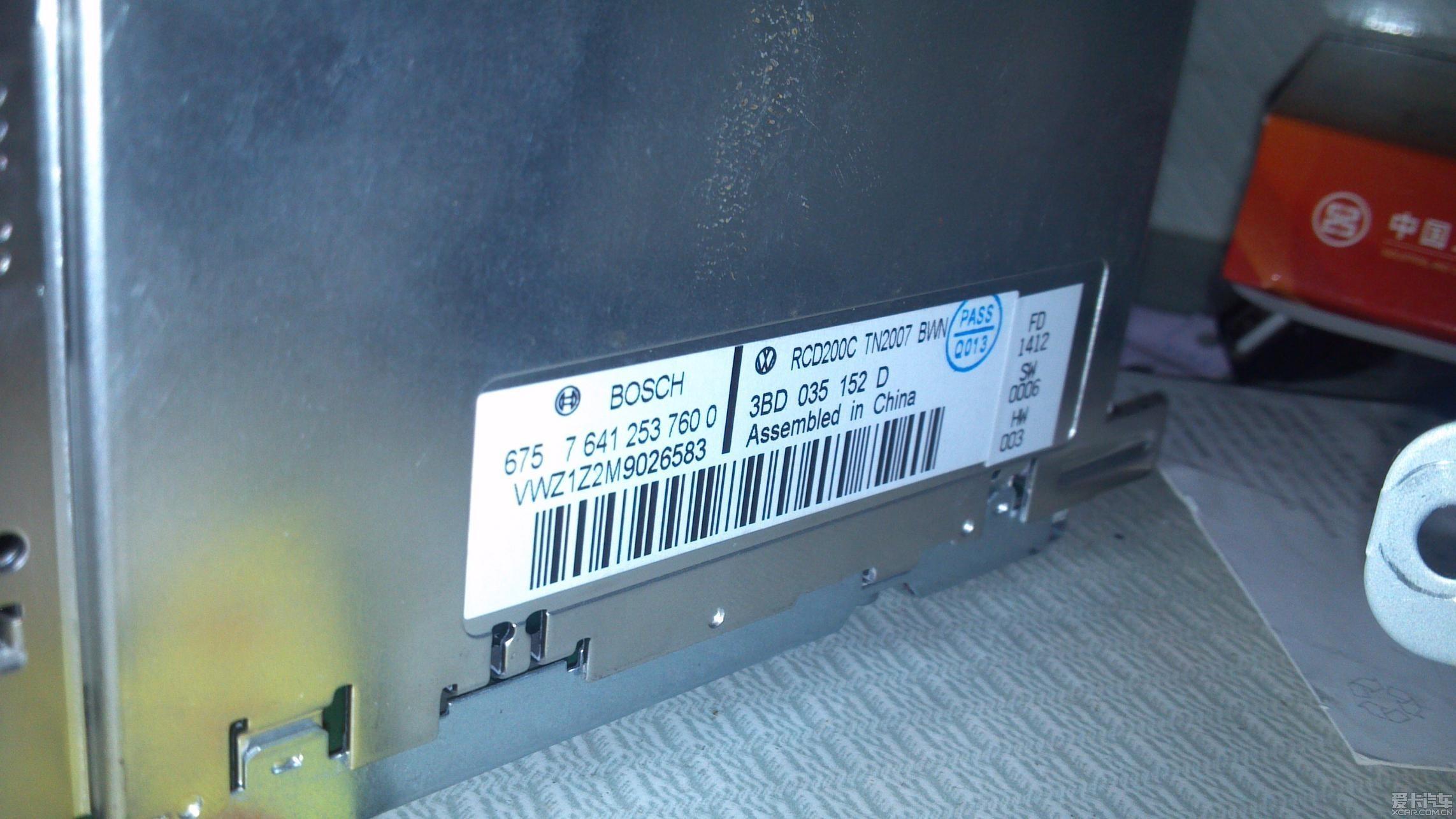 领域的cd机闲置两台 黑色和银色 polo二手物品交流区 polo高清图片