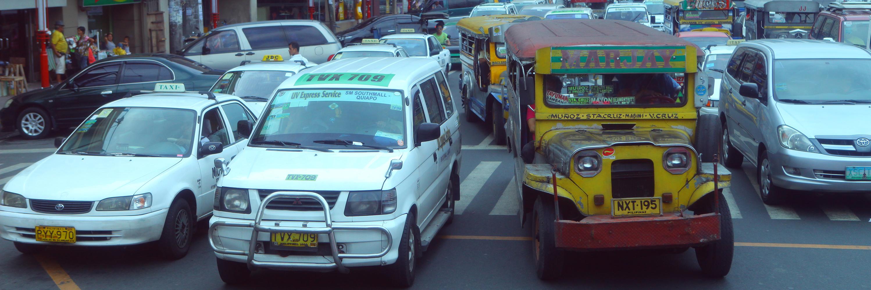 世界上最奇葩的交通工具 菲律宾吉普尼 Jeepney