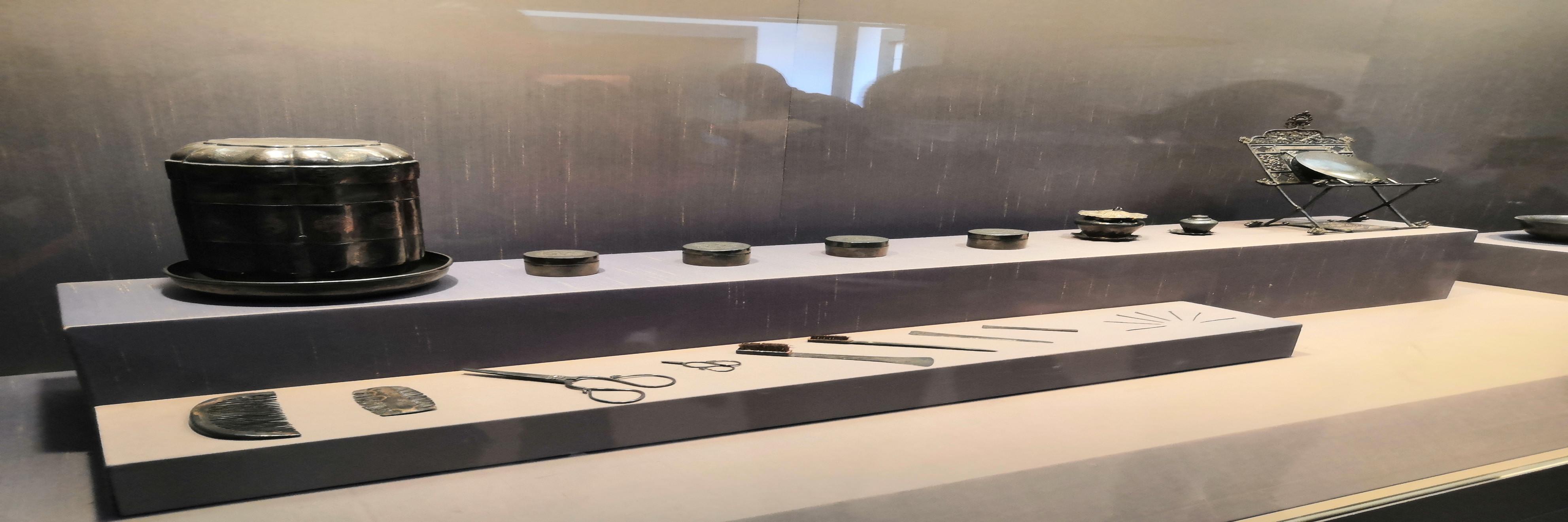 【陕西是我家】重游建筑大师杰作苏州博物馆之都会流韵的出土文物