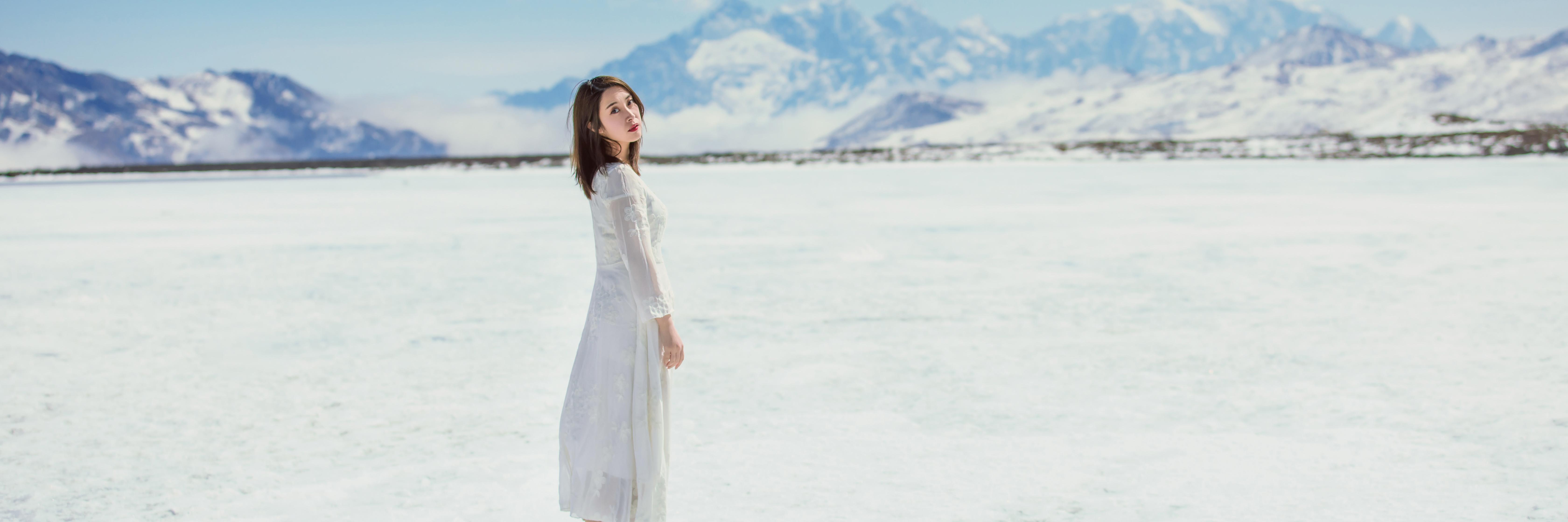 【带着大嫂去旅行第十集】甘孜康定两日游,冰雪温泉两重天。