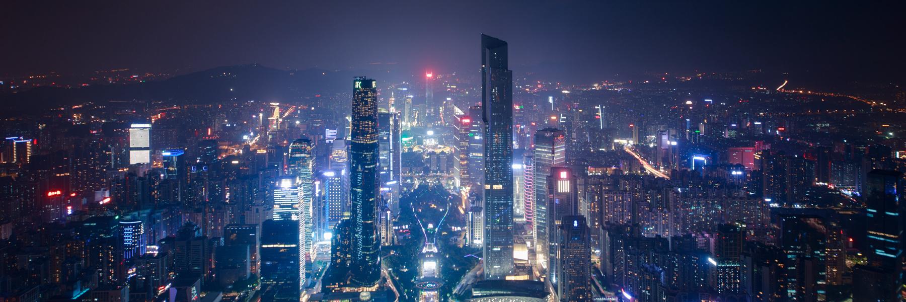 广州塔,城市之巅的漫游