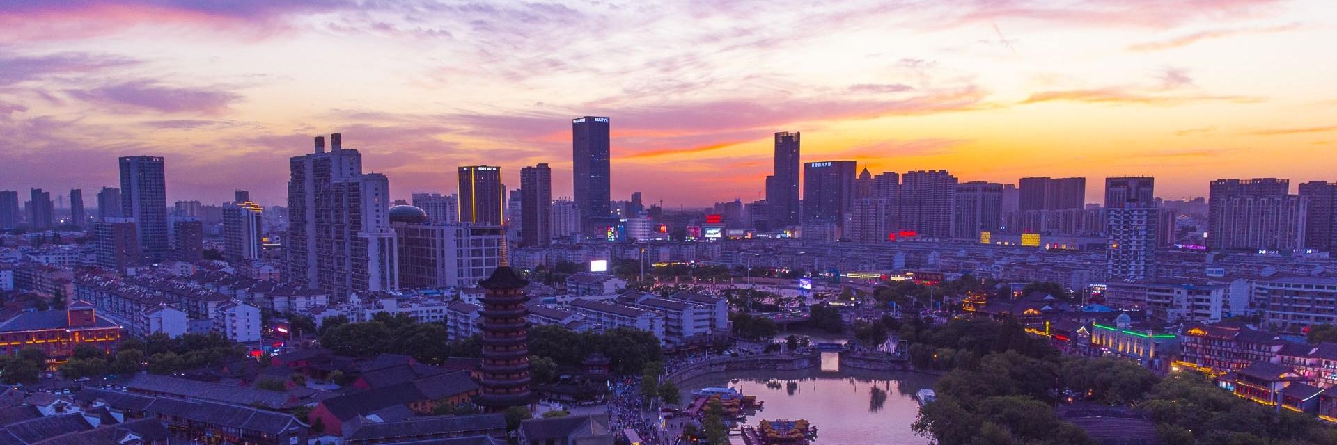 运河三千里,醉美是淮安,感受这座城市非遗文化的魅力