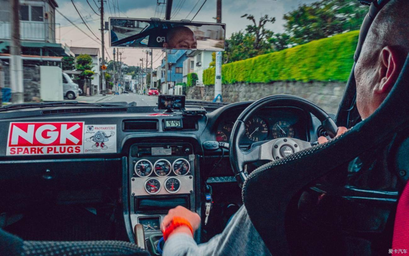 【日本改装探索之旅】—车辆篇 即将消失的转子 马自达 RX7