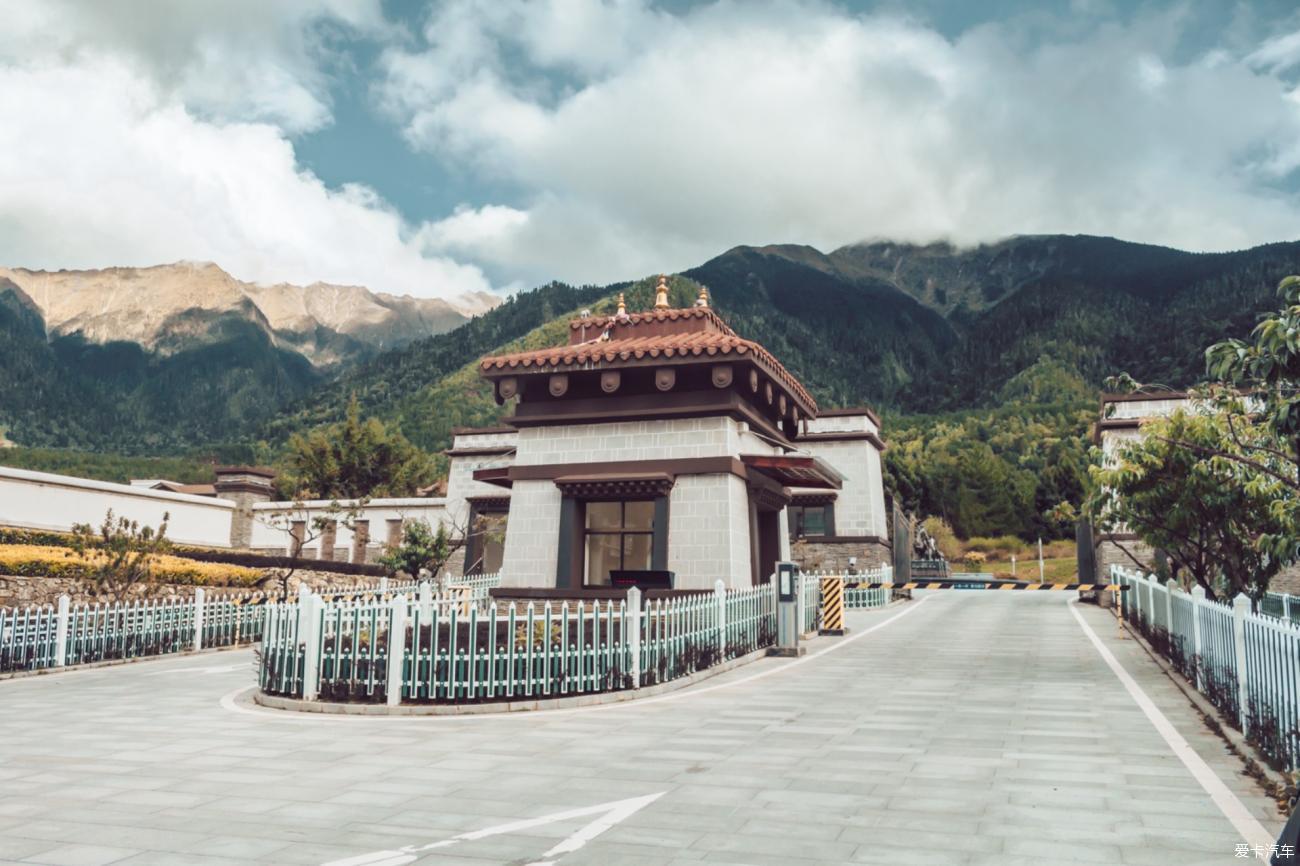 【我与爱车的中秋时光】一直在自驾的路上,最美藏区江南林芝