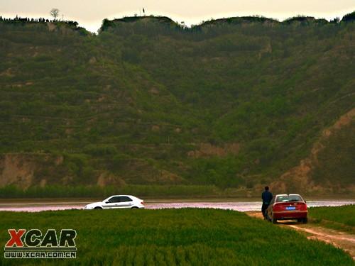 六千里路云和月 黄河岸塞纳车友庆相聚 赛纳论坛 xcar 爱卡高清图片