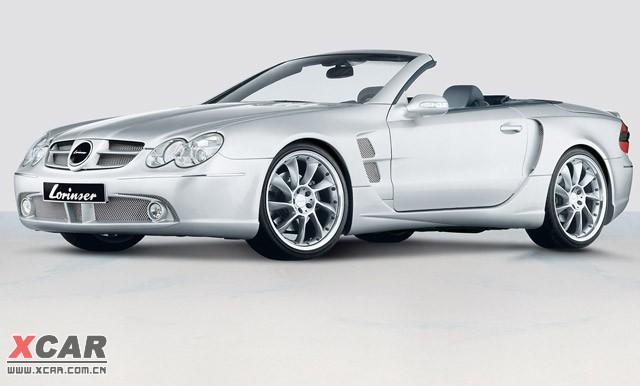 5个奔驰专业改装品牌你喜欢哪个