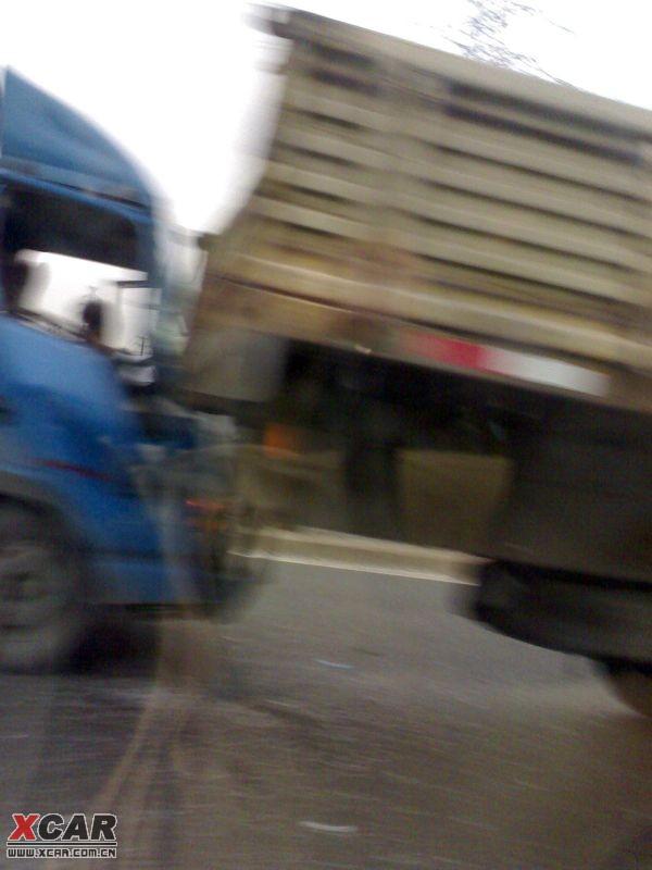 昨天看到的事故 深圳汽车论坛 XCAR 爱卡汽车俱乐部 -标题 昨天看到高清图片