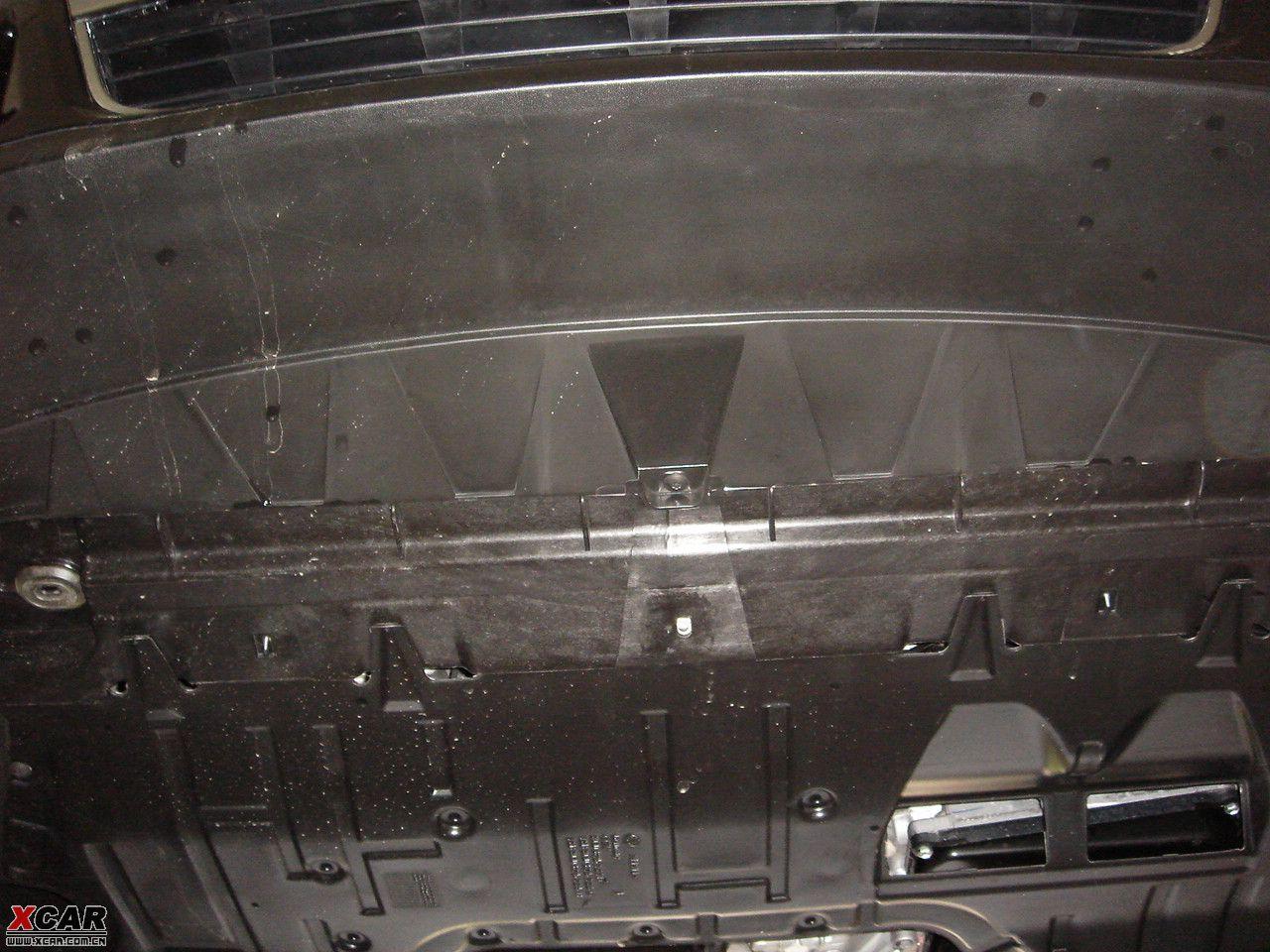 迈腾1.8t底盘实拍 迈腾论坛 xcar 爱卡汽车俱乐部高清图片