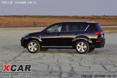 暴光 标志首款SUV 暴光 新疆汽车论坛 XCAR 爱卡汽车俱乐部高清图片