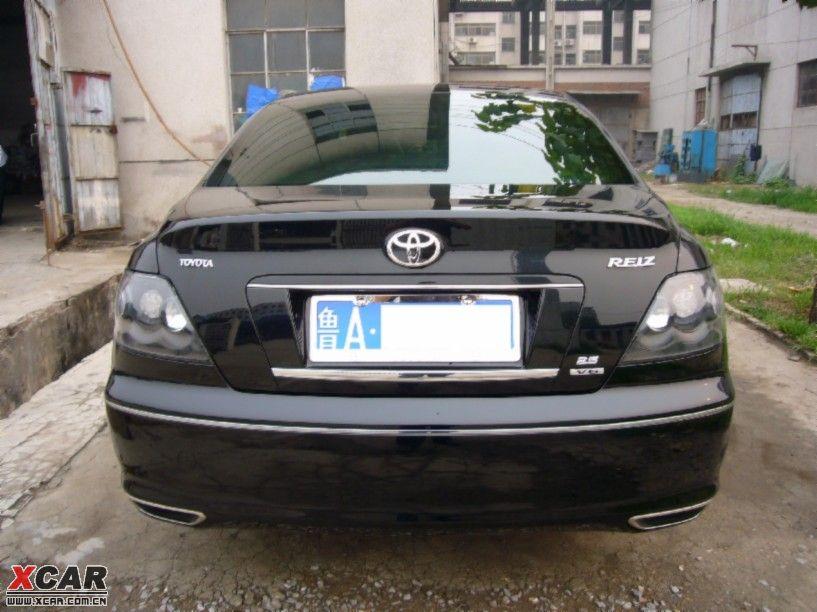 革命 更新V6标志 锐志论坛 XCAR 爱卡汽车俱乐部高清图片