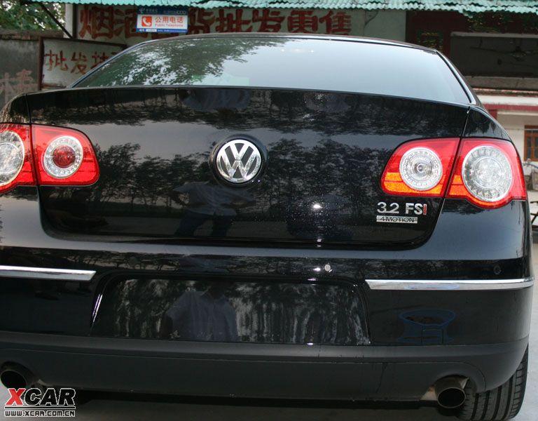 MAGOTAN标志被人给办了 帕萨特论坛 XCAR 爱卡汽车俱乐部高清图片