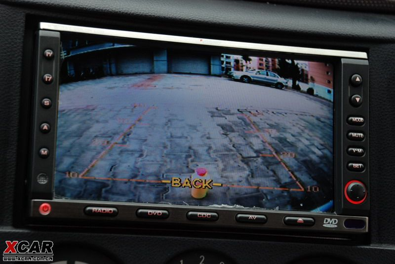 老O实尚版安装DVD及倒车影像系统图解,去年购车时没赶上活动,只高清图片