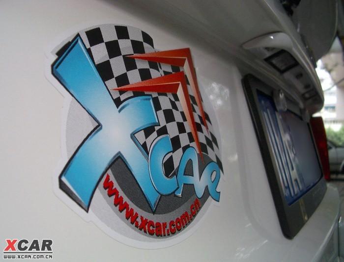 贴车标了,嘿嘿 神龙论坛 XCAR 爱卡汽车俱乐部高清图片