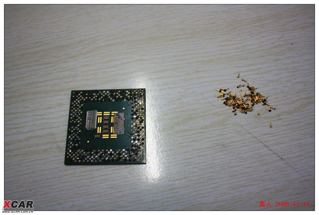自己动手DIY,CPU变身汽车钥匙挂 乐风论坛 XCAR 爱卡汽车俱乐部高清图片
